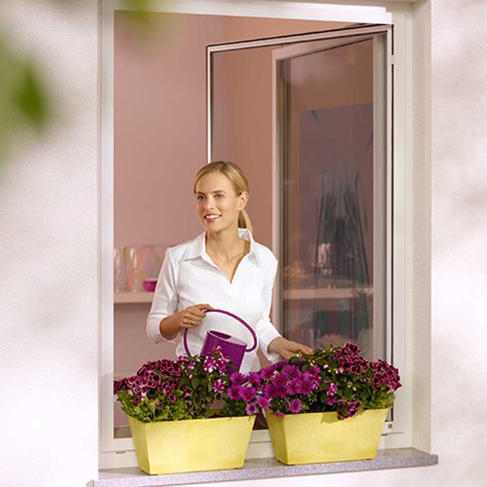 Dreh- und Pendelfenster mit Insektenschutz