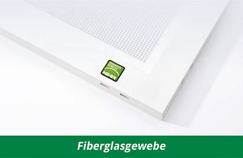 Fiberglasgewebe - Die bewährte Standardqualität - Polltec
